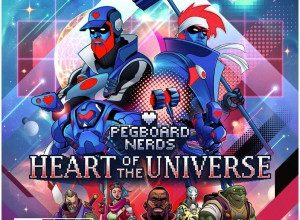 Pegboard Nerds - Heart of the Universe EP