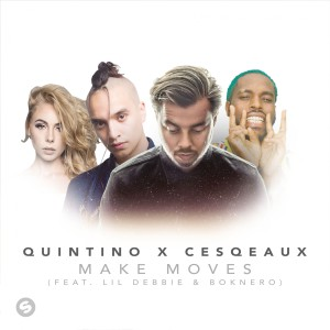 Quintino x Cesqeaux Feat. Lil Debbie & Bok Nero – Make Moves