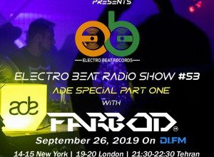 Photo of Electro BEAT Radio Show 53