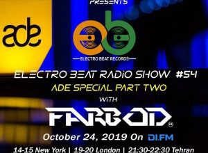 Photo of Electro BEAT Radio Show 54