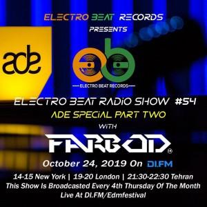 Electro BEAT Radio Show 54