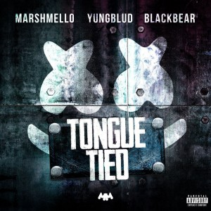 تصویر Marshmello x YUNGBLUD x blackbear – Tongue Tied