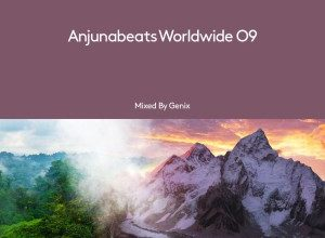 Photo of Genix – Anjunabeats Worldwide 09