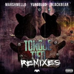 تصویر Marshmello – Tongue Tied Remixes EP
