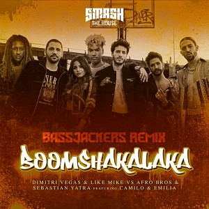 Photo of Dimitri Vegas & Like Mike – Boomshakalaka (Bassjackers Remix)