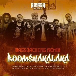 Dimitri Vegas & Like Mike - Boomshakalaka (Bassjackers Remix)