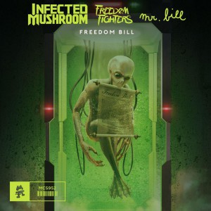 دانلود آهنگ سایکو از Infected Mushroom بنام Freedom Bill