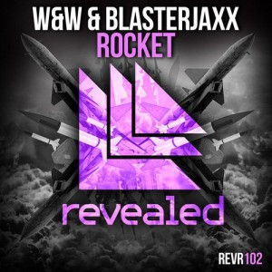 تصویر W&W & Blasterjaxx – Rocket