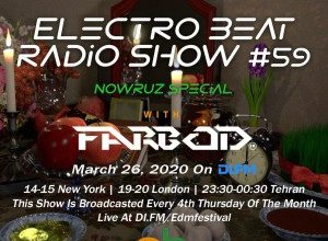 Photo of Electro BEAT Radio Show 59 (Nowruz Special)