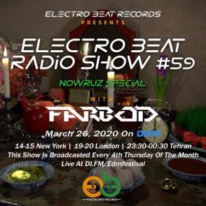 Electro Beat Radio Show 59 (nowruz Special)