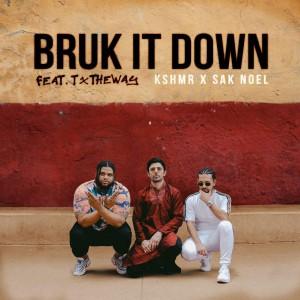 تصویر KSHMR x Sak Noel feat. TxTHEWAY – Bruk It Down