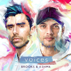 تصویر Brooks x KSHMR ft. TZAR – Voices