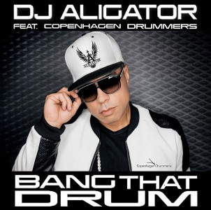 Photo of DJ Aligator feat. Copenhagen Drummers – Bang That Drum