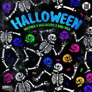 Bassjackers vs. Wolfpack x Baba Yega - Halloween