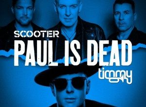 تصویر Scooter & Timmy Trumpet – Paul Is Dead