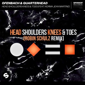 Ofenbach & Quarterhead - Head Shoulders Knees & Toes (Robin Schulz Remix)