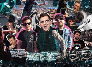 TV Noise & Dillon Francis - Festival Bangers For When Festivals Start Again Because There Are No Festivals