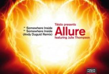 تصویر Allure Ft. Julie Thompson – Somewhere Inside