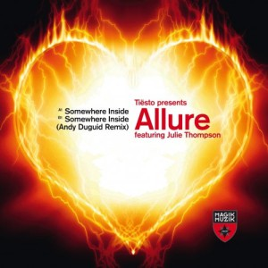 Allure Ft. Julie Thompson – Somewhere Inside