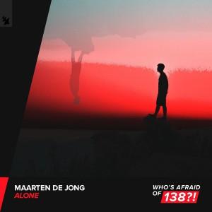 آهنگ ترنس از Maarten de Jong بنام Alone