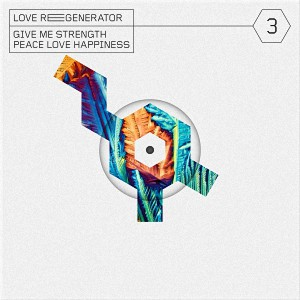 Calvin Harris presents Love Regenerator 3
