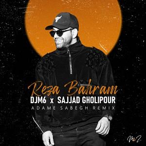 Reza Bahram - Adame Sabegh (DJM6 & Sajjad Gholipour Remix)