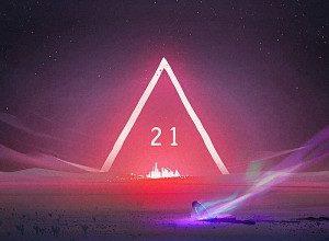 Martin Garrix pres. AREA21 - La La La (Drove Remix)