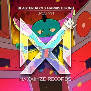 Blasterjaxx vs. Harris & Ford - Bassman